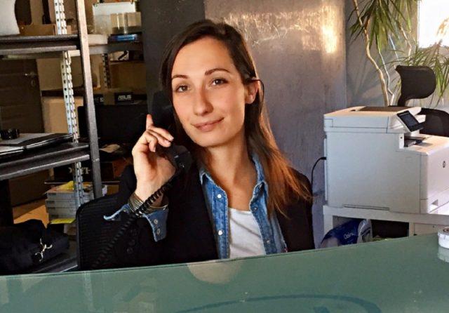 Rencontre avec Carole GRILO, assistante de direction.